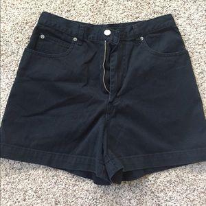 Black Banana Republic Shorts